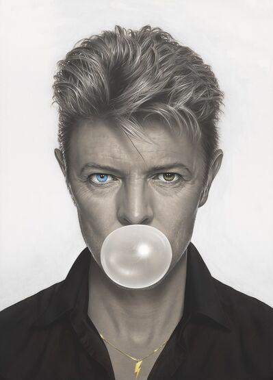 Michael Moebius, 'Aladdin Sane Bubblegum (Bowie)'