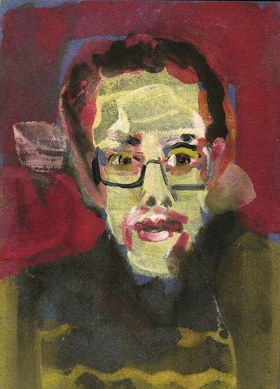 Ted Diamond, 'Untitled (Self Portrait)'