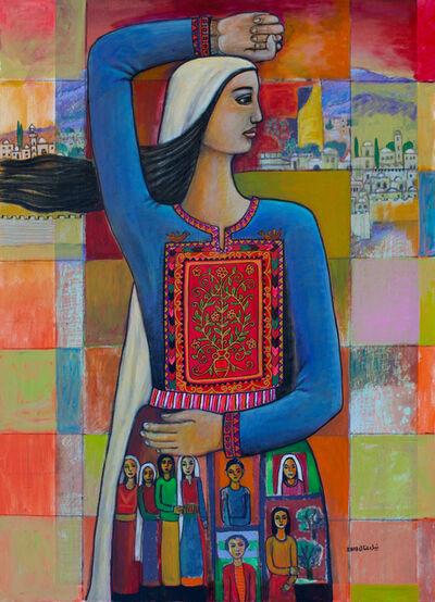 Nabil Anani, 'Sumud', 2018