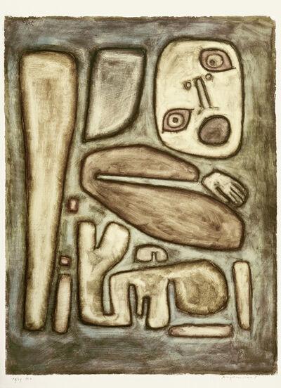 Paul Klee, 'Explosion de Peur III', 1939
