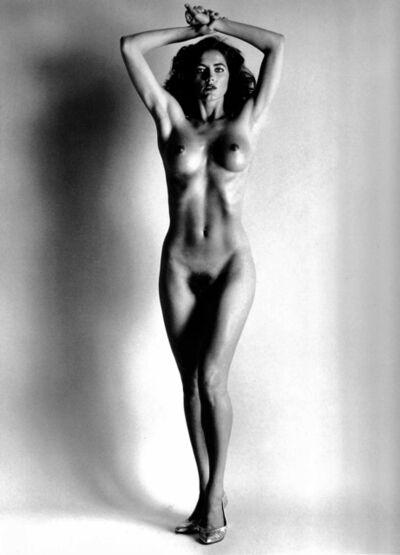 Helmut Newton, 'Big Nude V, Paris', 1980