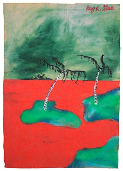 Reginald K Gee, 'Red Sands Golf Course', 1997