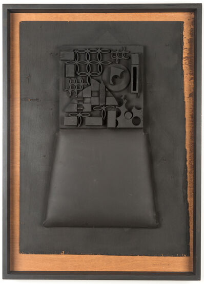 Louise Nevelson, 'Untitled', 1957