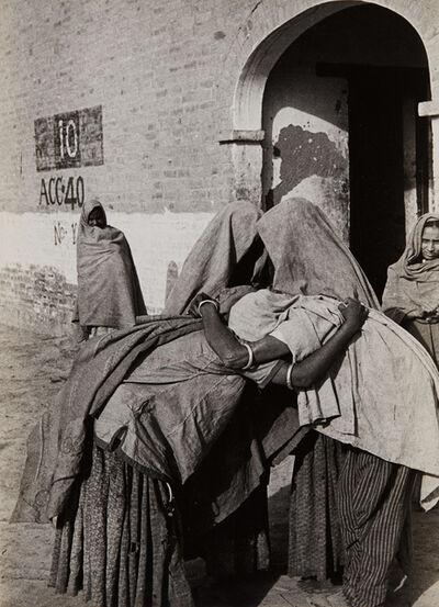Henri Cartier-Bresson, 'Grieving Indian Women after Partition', circa 1947