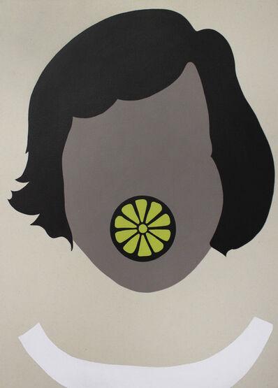 Stephen D'Onofrio, 'Lemon Lip', 2017