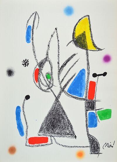 Joan Miró, 'Maravillas 16'