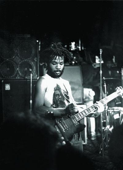 Jeannie Pawlowski, 'Dr. Know, CBGB's', 1980