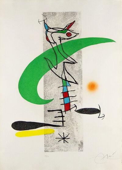 Joan Miró, 'La Translunaire', 20th Century