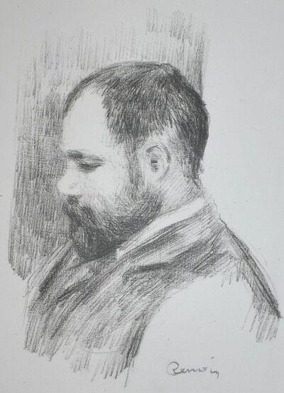 Pierre-Auguste Renoir, 'Ambroise Vollard', 1919