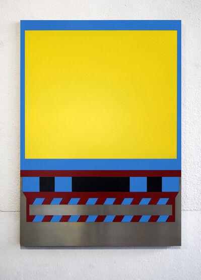 Theresa Ernst, '000 000', 2016