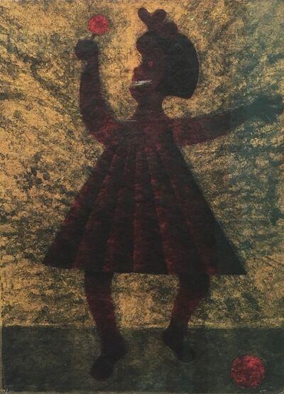 Rufino Tamayo, 'The Girl', 1981