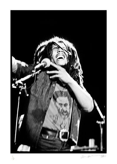 "Dennis Morris, '""Bob Marley - I shot the sheriff""', 2018"
