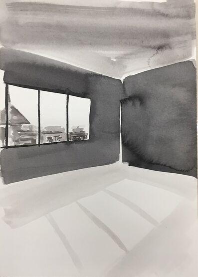 Sara Berman, 'Ink Rooms 5', 2017