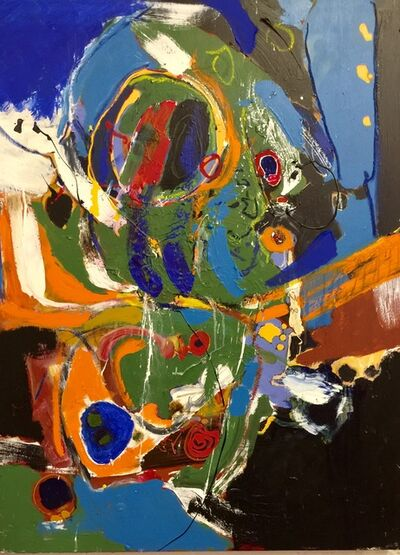 Michael Katz, 'Abstract', 2017