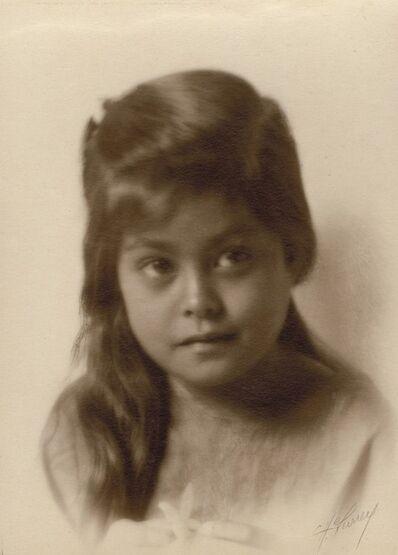Caroline Haskins Gurrey, 'Young Hawaiian Girl', 1909