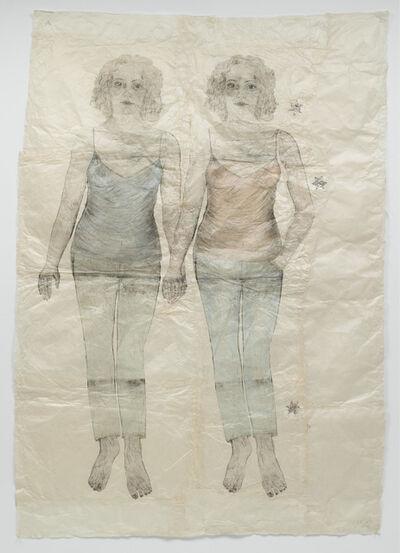 Kiki Smith, 'Two Girls', 2009