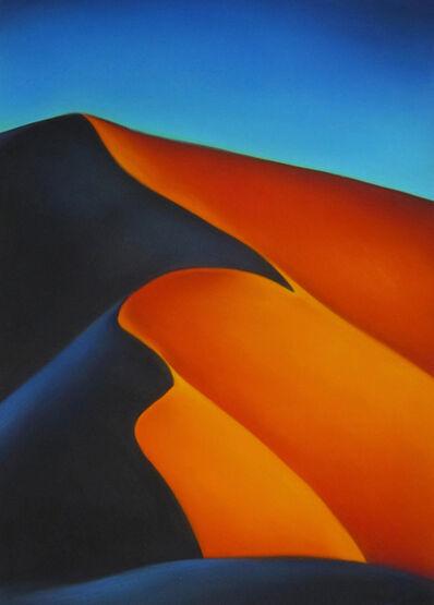 Margaret nes, 'Dunes of the Heart 19-18', 2019