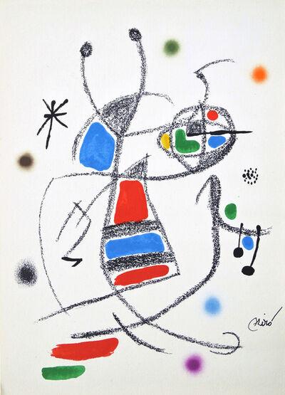 Joan Miró, 'Maravilla 8', 1975