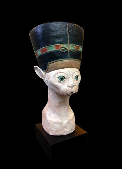 Bjorn Skaarup, 'Egyptian Cat', 2014