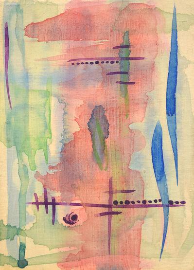 L.B. Berman, 'Blue, Red, and Green', 2016