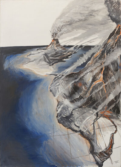 Tang Dixin 唐狄鑫, 'Remelting Combustion', 2014