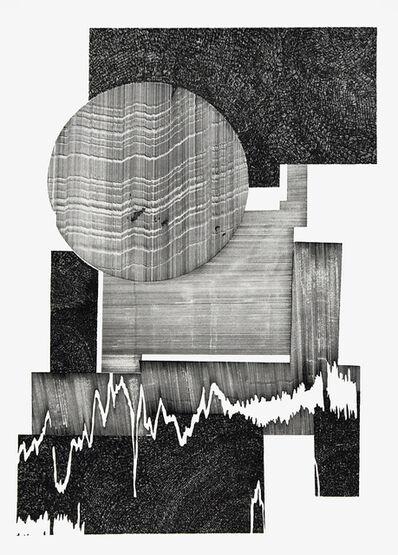 Amelie Bouvier, 'White Light Flare', 2017