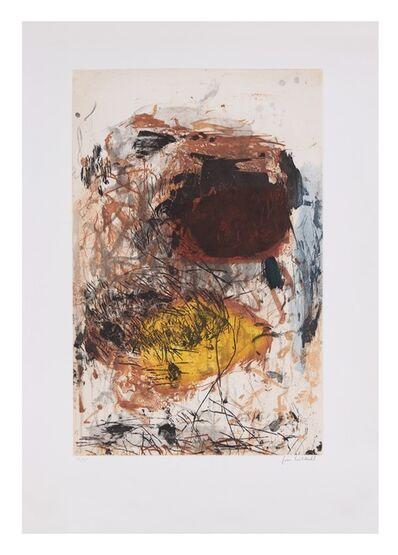 Joan Mitchell, 'Sunflower III ', 1972
