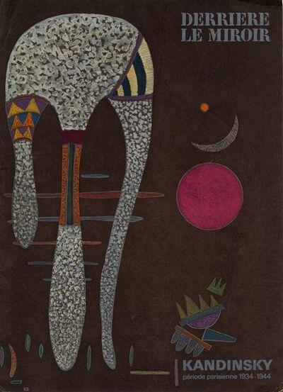 Wassily Kandinsky, 'Derrière le Miroir No. 179', 1969