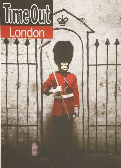 After Banksy, 'TIME OUT LONDON POSTER', 2010