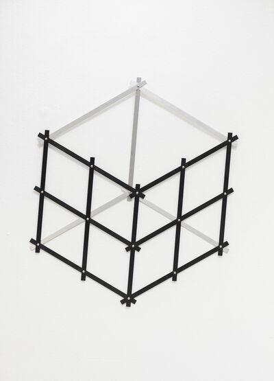 Keila Alaver, 'quadrado preto - da série Polígonos', 2014