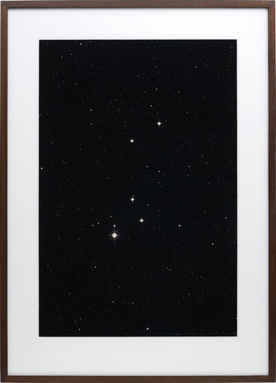 Thomas Ruff, 'Star 13h 25m / -30° (STE 3.24)', 1992