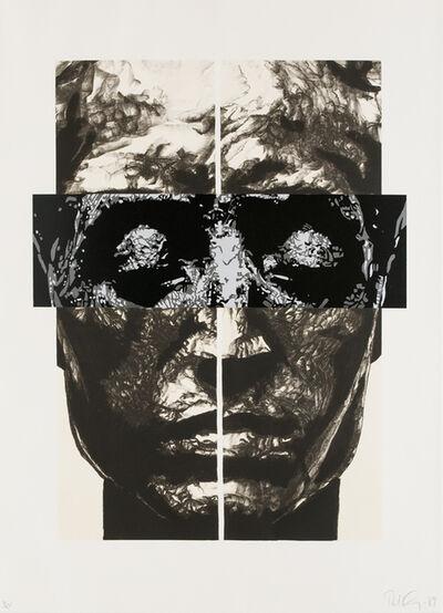 Robert Longo, 'Solid Vision', 1989