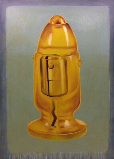 A.J. Fries, 'Duck Dodger and his Eager Young Space Cadet and the Artillery Shell Butt Plug', 2003