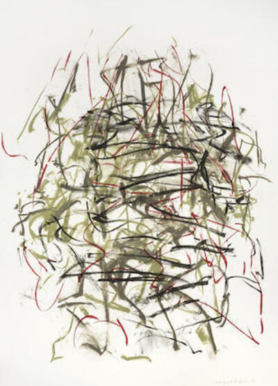 Joan Mitchell, 'Sunflower V', 1992