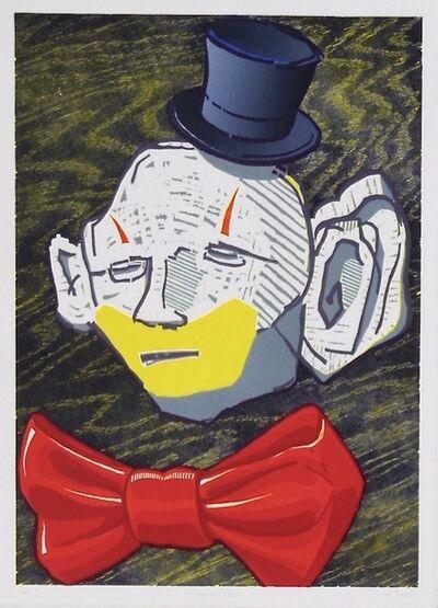 Aaron Brooks, 'Top Hat and Tie', 2014