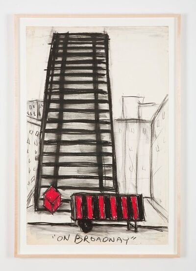 Kate Ericson and Mel Ziegler, 'Untitled (On Broadway)', ca. 1984