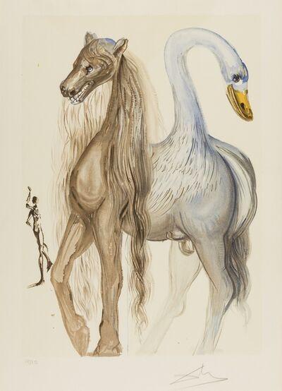 Salvador Dalí, 'La Chimère d'Horace (Field 72-6H; M&L 1270a)', 1970/2