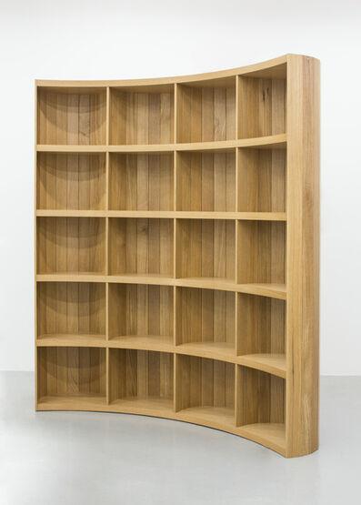 Ania Jaworska, 'Freestanding Bookshelf', 2017