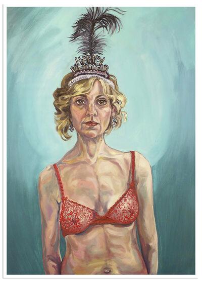 Patty Horing, 'After Walt Kuhn', 2016