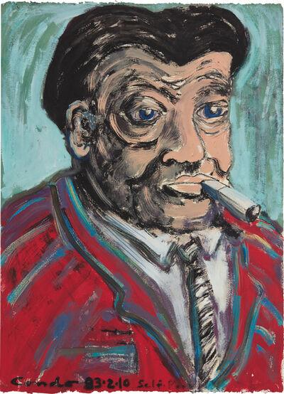 George Condo, 'Self-Portrait', 1983