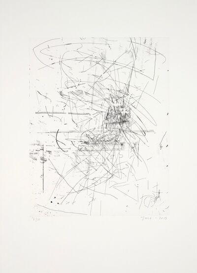 Jóhan Martin Christiansen, 'Repeated Passages. Hidden Faces', 2015