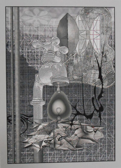 David Wetzl, 'The Faucet of Involution', 2010