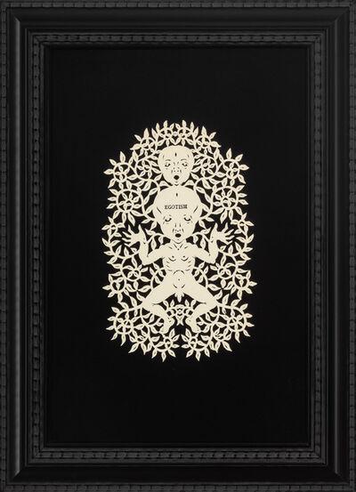 Catherine Heard, 'Symmetries – Egotism', 2005