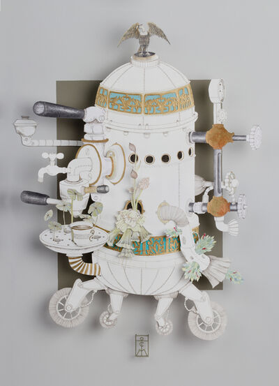 Teresa Currea, 'Coffee Maker with Escape System', 2018
