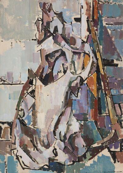 Herbert Barnett, '[Abstracted Still Life]', ca. 1966