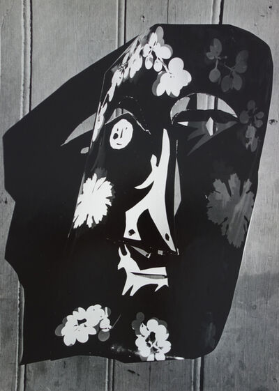 André Villers, 'Untitled (Decoupage de Picasso), ', ca. 1950