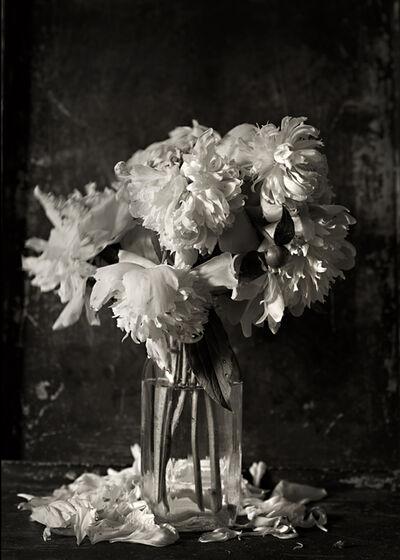 Linda Foard Roberts, 'Flowers in a Glass Half Empty ', 2014