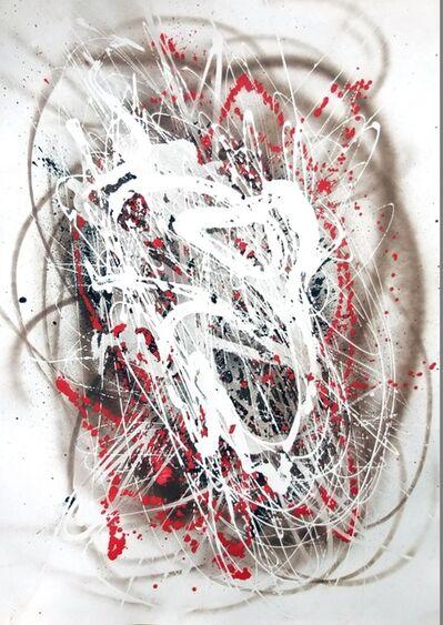 Virendra Maurya, 'Unknown Shape of Line 6', 2018