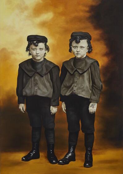 Marianna Gartner, 'Young Boys in April', 1998