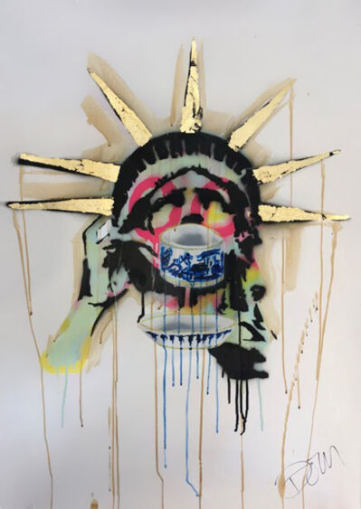 Dom Pattinson, 'Sipping Liberty II', 2018